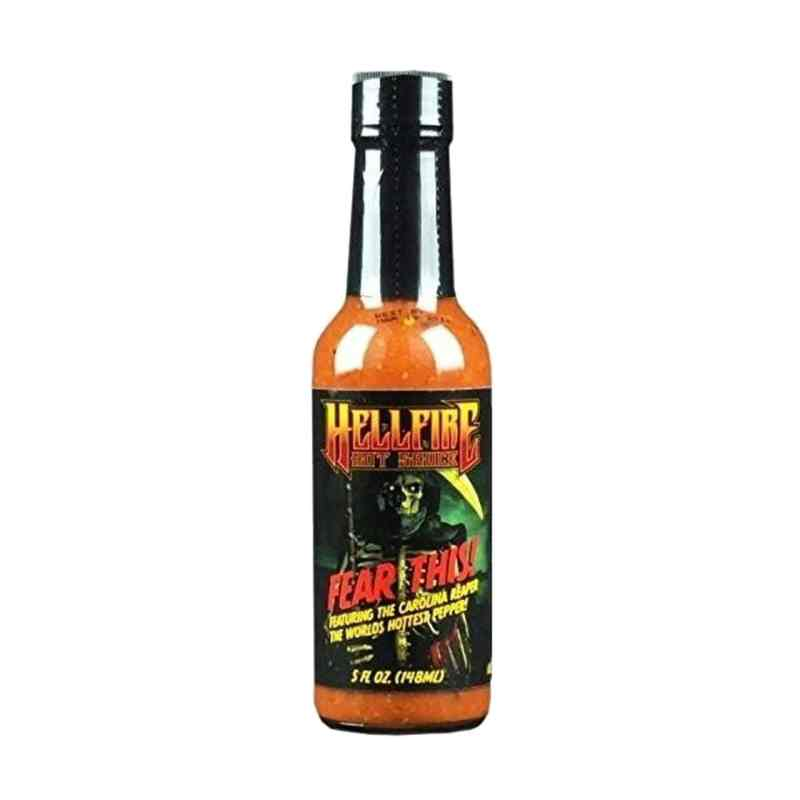 Hellfire Fear This! Reaper Hot Sauce
