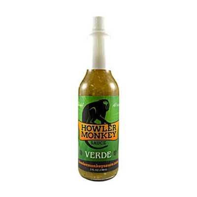 Howler Monkey Verde Hot Sauce