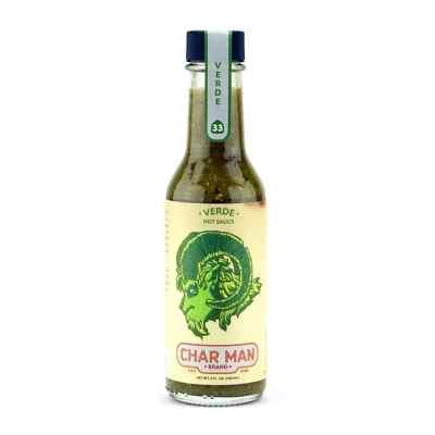 Char Man Verde Hot Sauce