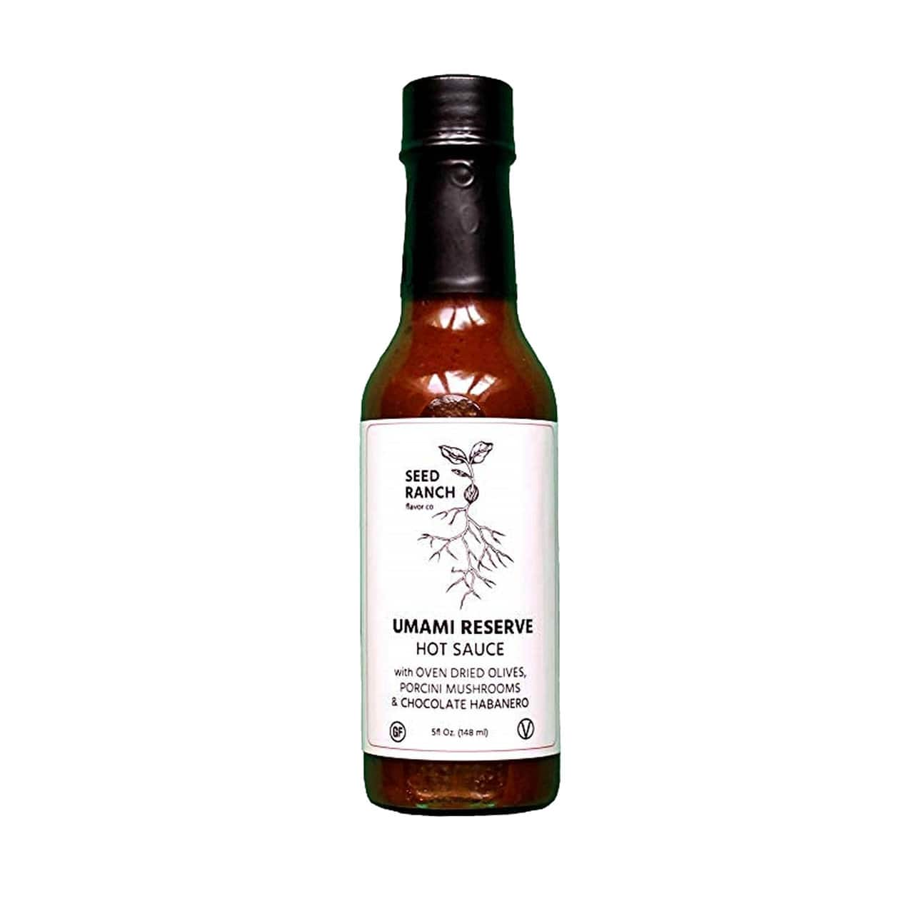 Seed Ranch Flavor Co. Umami Reserve Hot Sauce