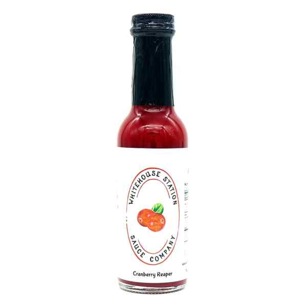 Whitehouse Station Cranberry Reaper Hot Sauce