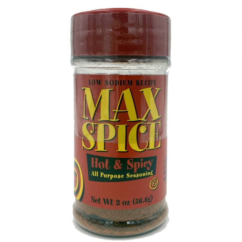best rubs for chicken wings - Max Spice