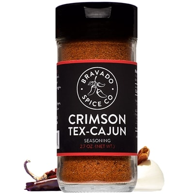Bravado Spice Co. Crimson Tex-Cajun Seasoning