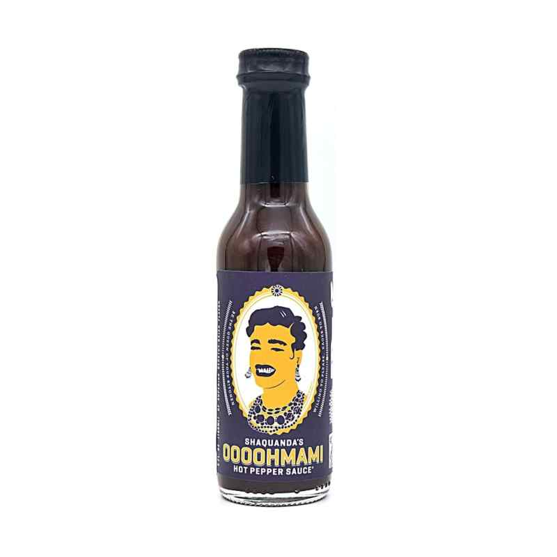 Shaquanda's Oooohmami Hot Sauce