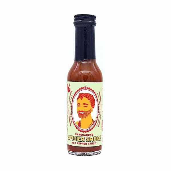 Shaquanda's Spicier Smoke Hot Sauce