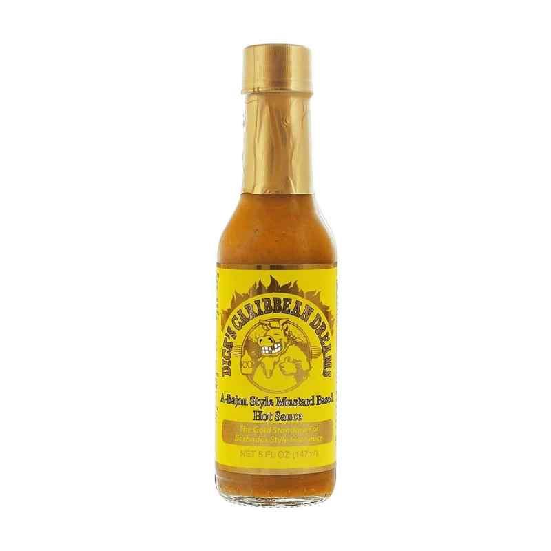 Dirty Dick's Caribbean Dreams Hot Sauce