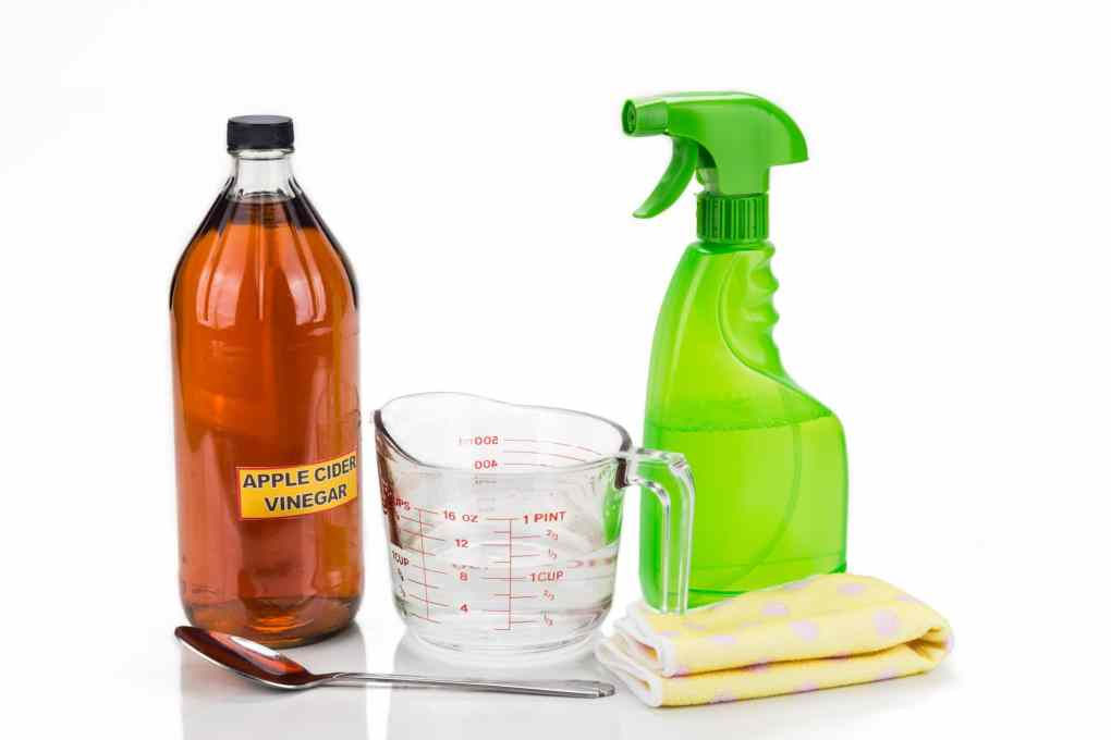 Vinegar Acidity - You can cook and clean with vinegar!