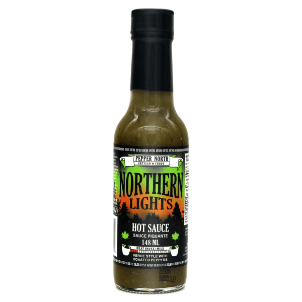 Pepper North Northern Lights Hot Sauce