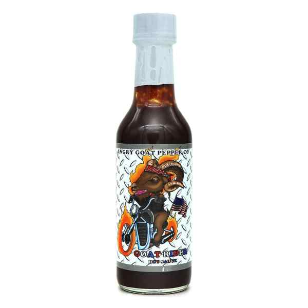 Angry Goat Pepper Co. Goat Rider Hot Sauce
