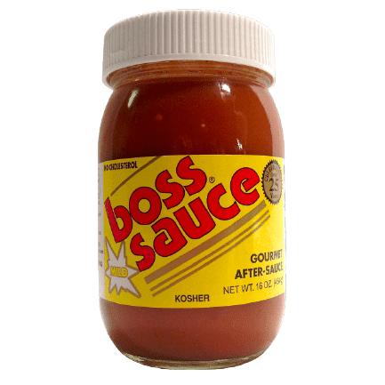 Boss Sauce - Mild