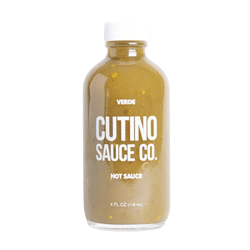 Cutino Sauce Co. Verde Hot Sauce