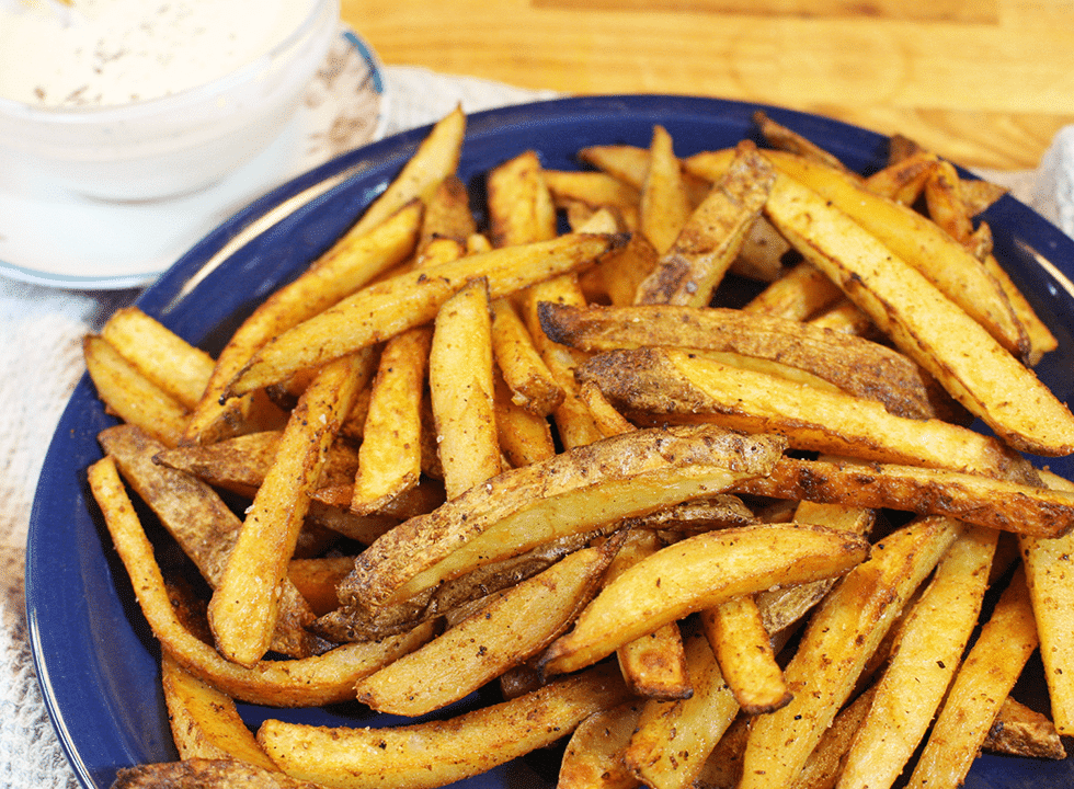 malt vinegar fries