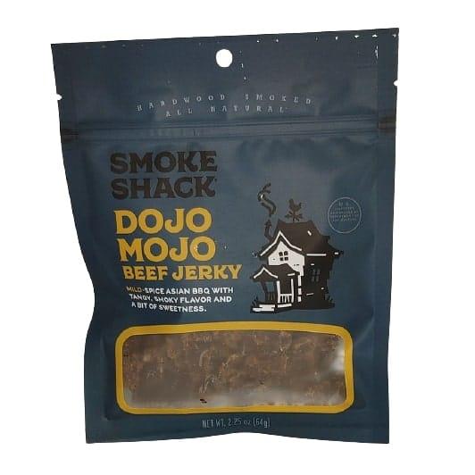 Smoke Shack Dojo Mojo Beef Jerky
