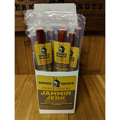 Smoke Shack Jammin Jerk Snack Stick