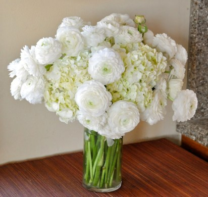 White Flowers for Winter Celebrations and Home White Flowers for Winter Celebrations