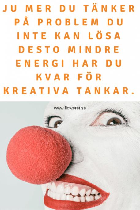 kreativa tankar mentalt stark