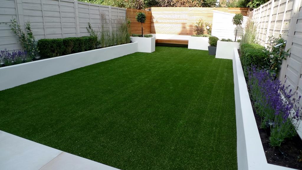 Artisan gardens Archives - London Garden Design on Artificial Grass Backyard Ideas  id=88504