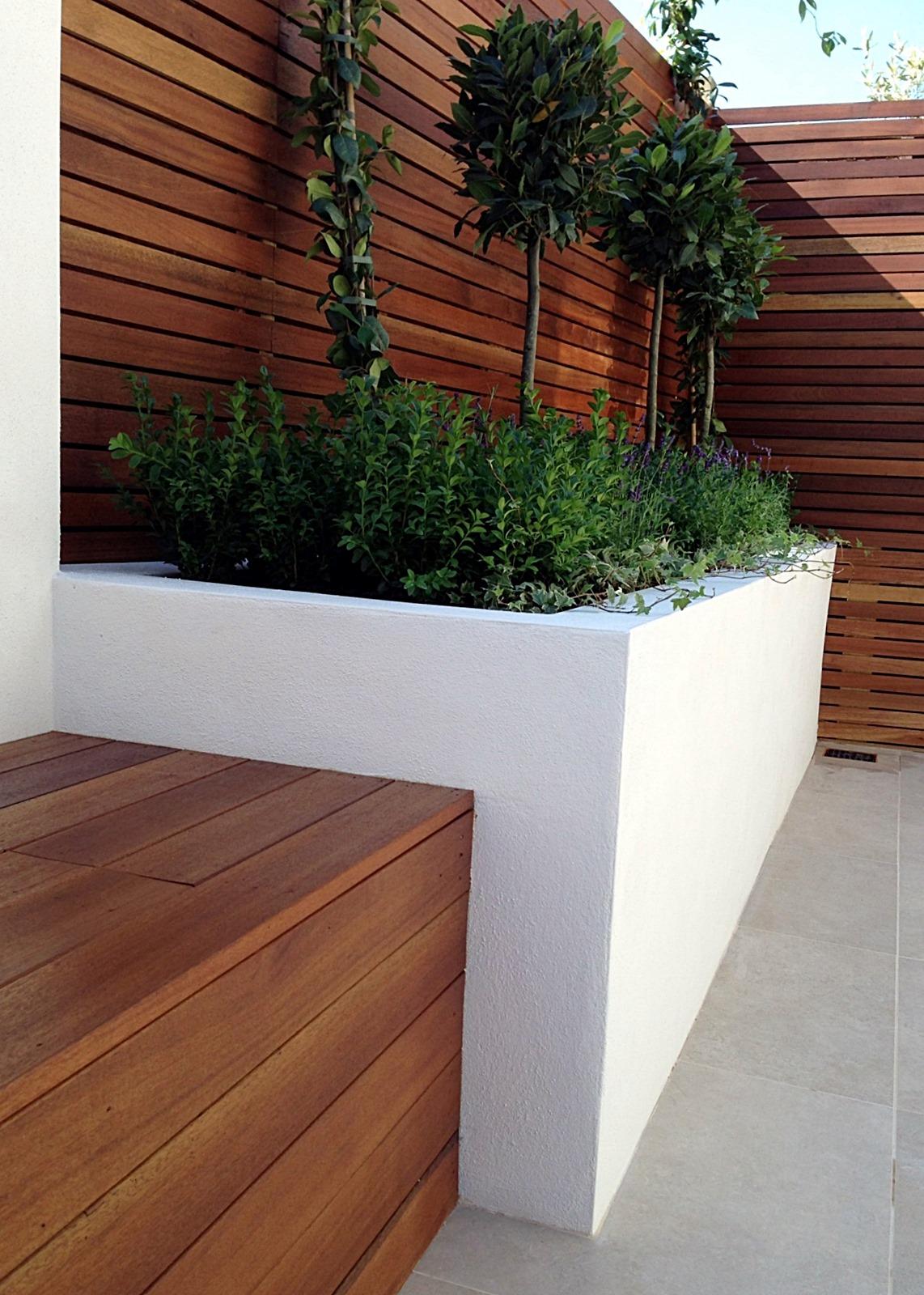 Small garden design London Clapham Balham ideas low ... on Backyard Patio Landscaping id=62799