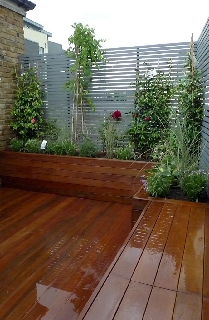 Garden Decking Designs