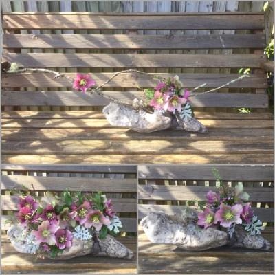 Drift wood arrangement by flowerjoy