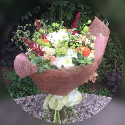 Hand-tied bouquets and baskets by flowerjoy
