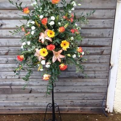 Occasional Flowers by flowerjoy