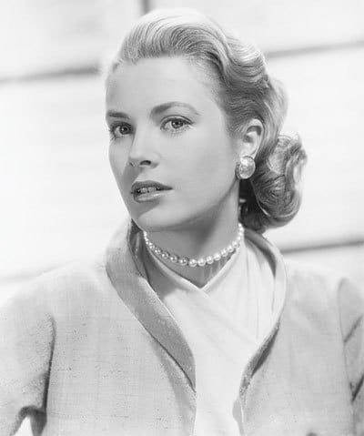 Grace Kelly in Rear Window. Photo by Paramount