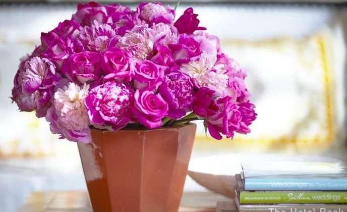 valentines day arrangement