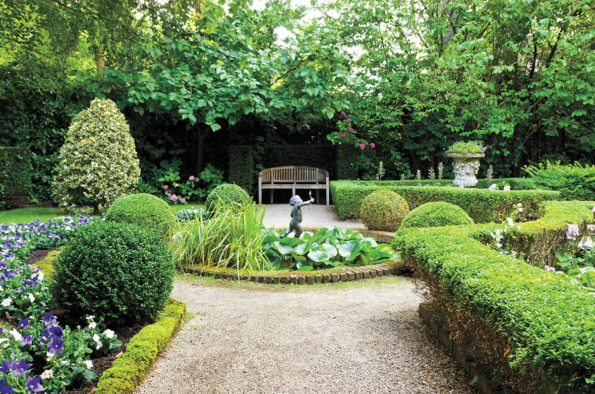 gardens of amsterdam - Amsterdam Garden