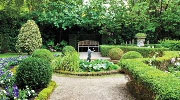 gardens of amsterdam