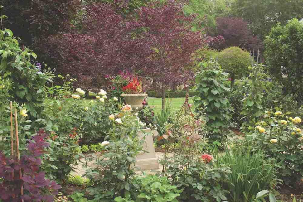 pardee garden newport