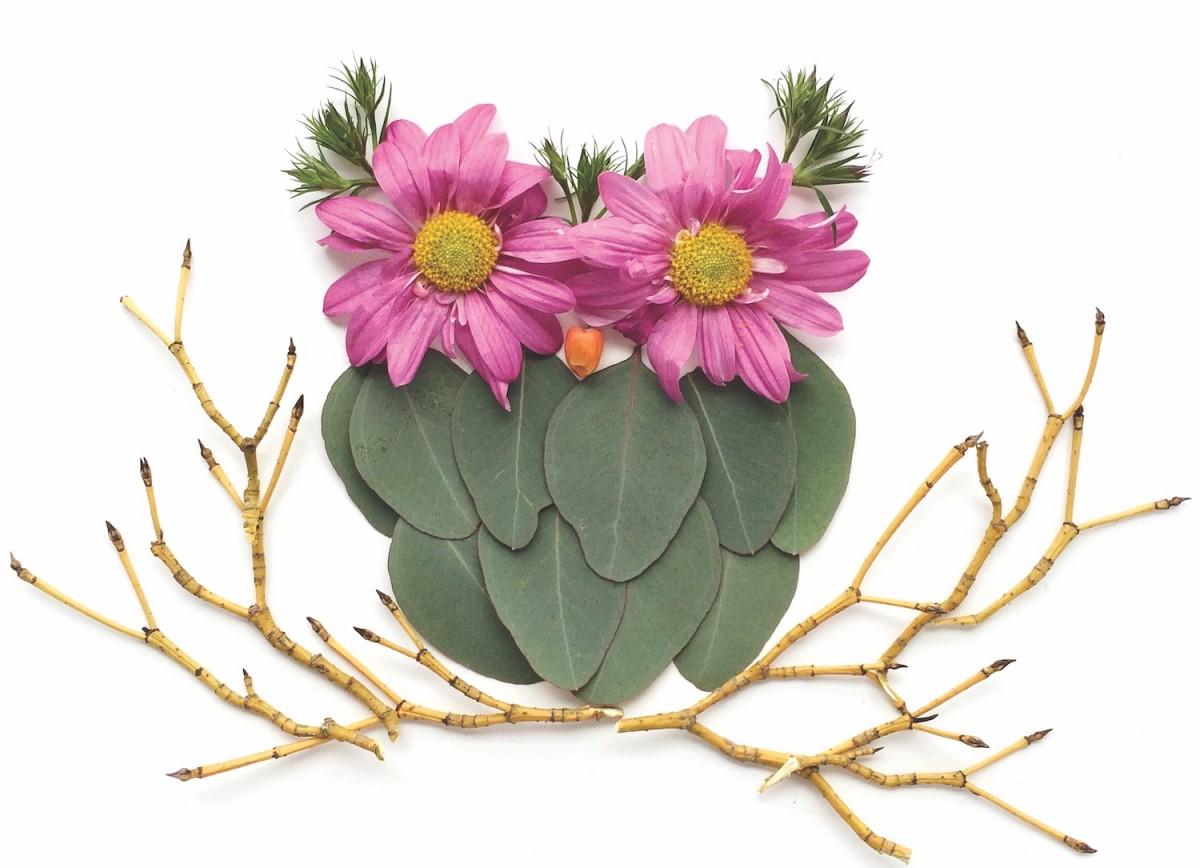 Bridget Beth Collins Flora Forager Flower Magazine