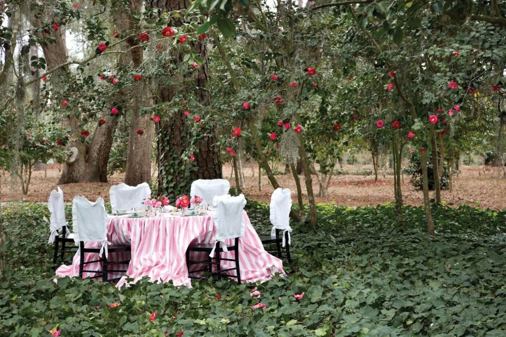 camellia grove luncheon, rebecca gardner