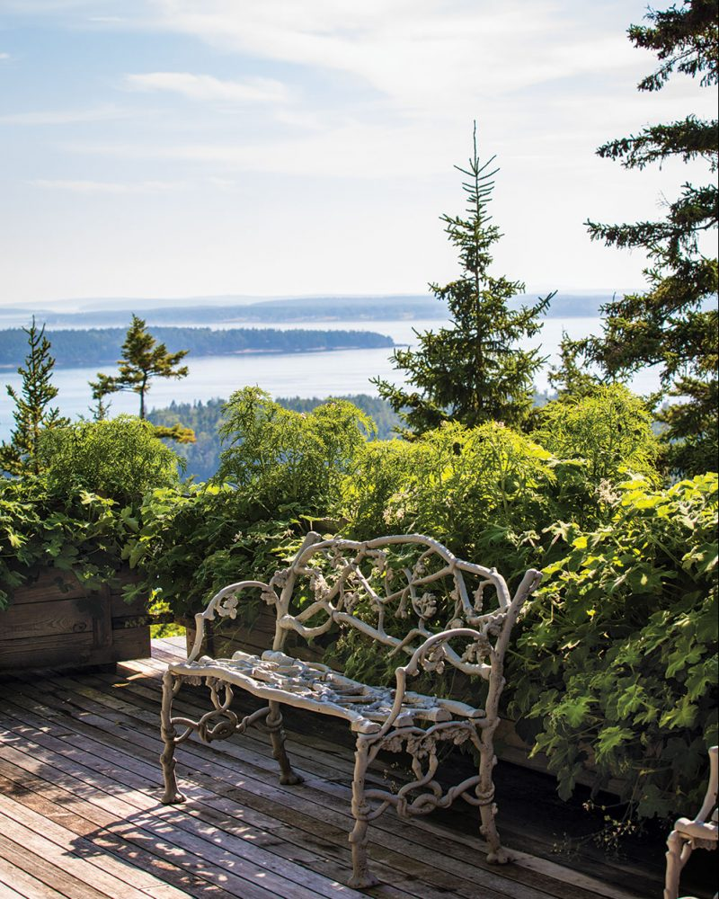 martha stewart's maine house, skylands, cranberry islands