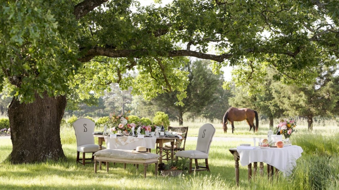 springtime brunch, p allen smith
