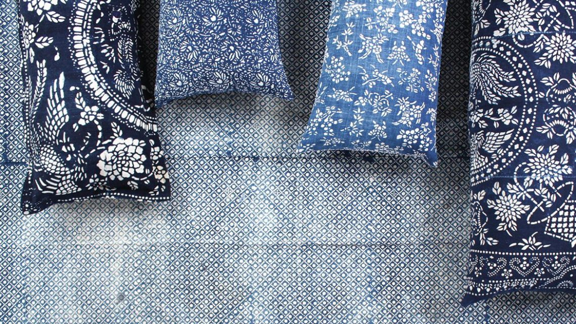 nankeen fabric, LuRu home