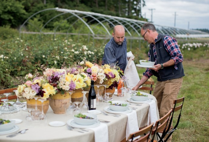 Garden District Florists To The Field Flower Magazine