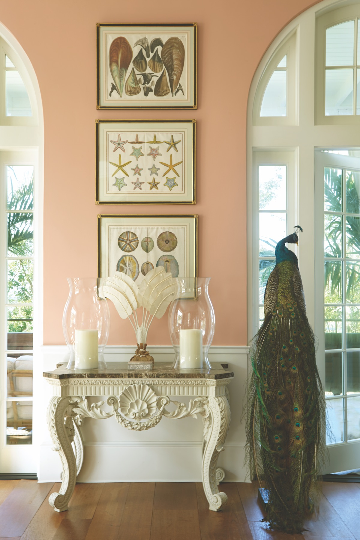 amanda lindroth designs on island time flower magazine