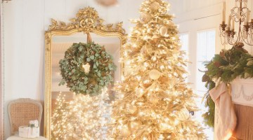 French Country Christmas, Courtney Allison