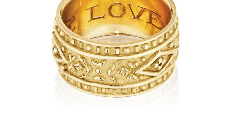 Liz Legg jewelry design