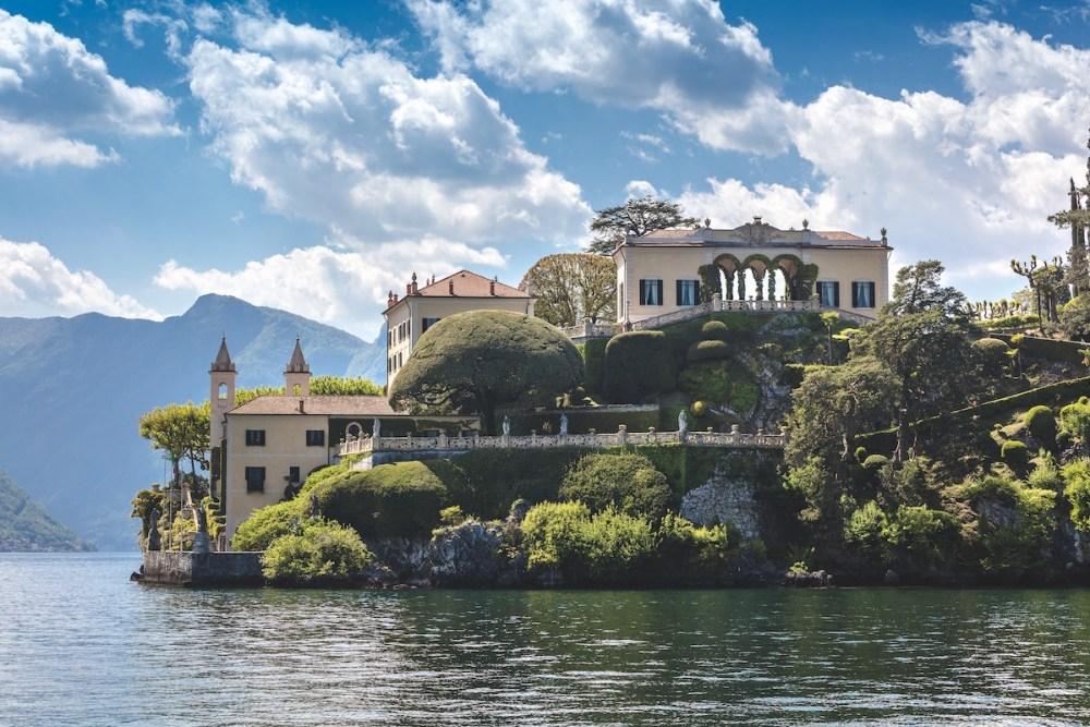 Lake Como Gardens, Villa Balbianello