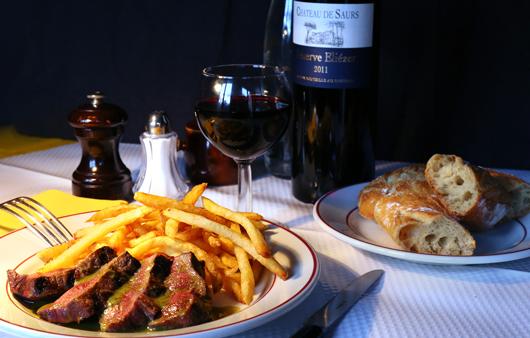 Paris restaurants: Le Relais de l'Entrecôte