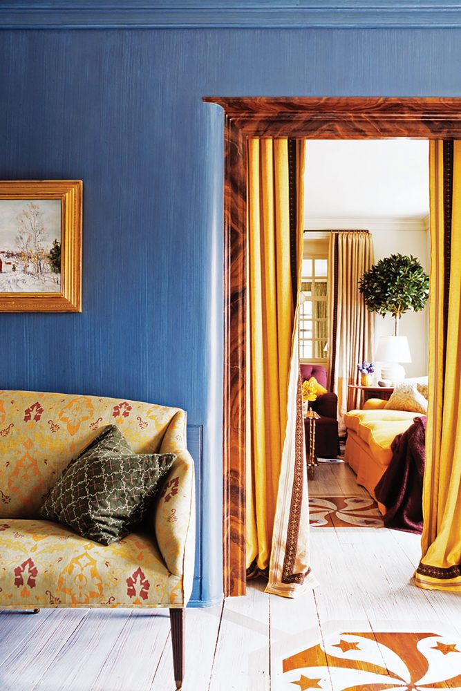 Interior designer Jeffrey Bilhuber,