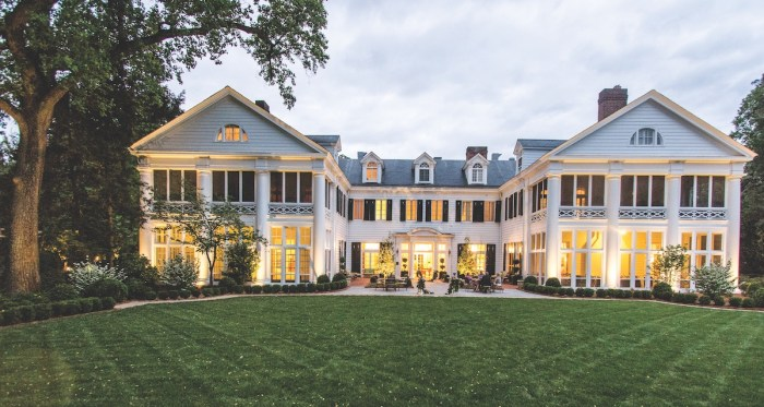 Duke Mansion, Where to Stay in Charlotte