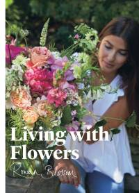 Living with Flowers book cover