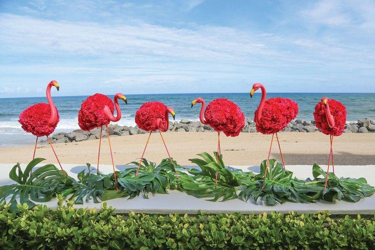 Renny & Reed floral arrangement