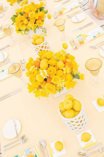 Table and Floral Design by Reed McIlvaine of Renny & Reed