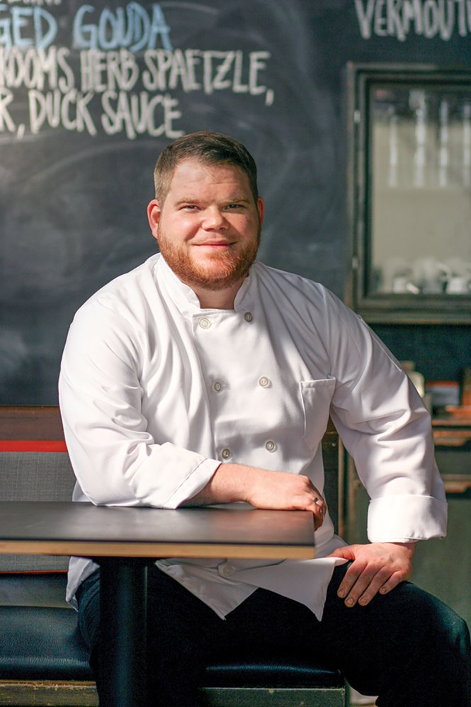Chef/Owner of Dutch & Company, one of the best restaurants in Richmond, Virginia