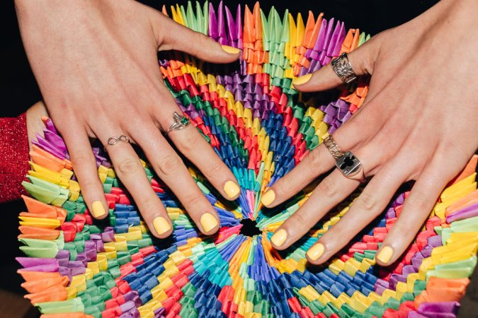 New York City nail salon