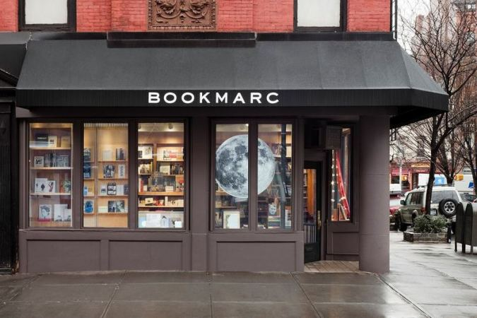 New York City shop owned by Marc Jacobs, Bookmarc